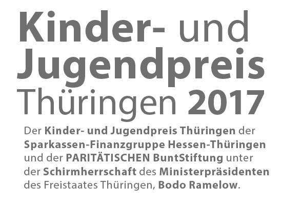 Kinder- und Jugendpreis 2017 Textbox